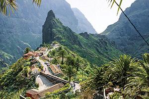 (vignette) Vignette Espagne Tenerife iles Canaries Masca  it