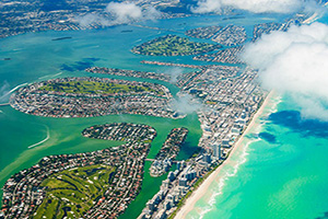 etats unis floride miami south beach  fo