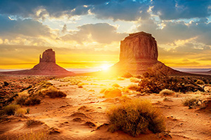 etats unis monument valley  it