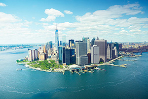etats unis new york manhattan  it