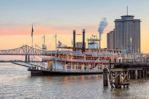 (vignette) Vignette Etats Unis Nouvelle Orleans Mississippi riviere  fo