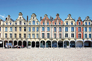 (vignette) Vignette France Arras Place  fo