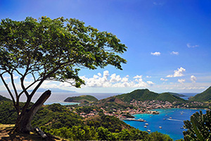france guadeloupe terre de haut les saintes  it