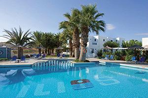 grece gouves hotel hara ilios