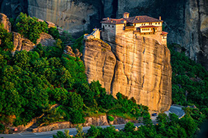 grece monasteres meteores  fo