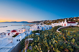 grece mykonos eglise  it