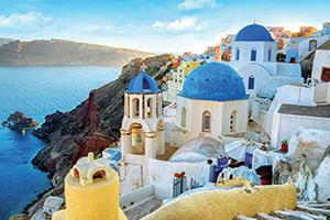 grece santorini oia  fo