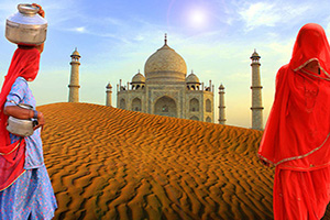 circuit inde couleurs rajasthan  fo