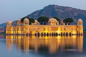 inde jaipur jal mahal palace  it