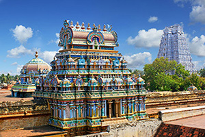 inde madurai temple  fo