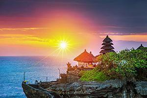 indonesie bali temple tanah lot  it