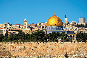 israel jerusalem  it