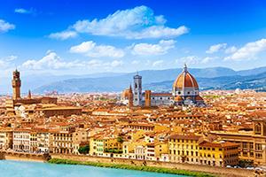 italie florence panorama  it