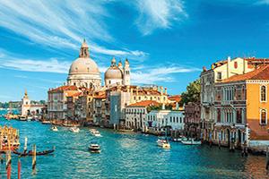 (vignette) Vignette Italie Venise Vue sur le Grand Canal  it