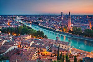 italie verone panorama  it