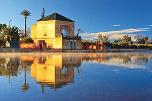 maroc marrakech menara jardin  it