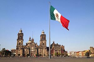 circuit mexique mexico zocalo  it