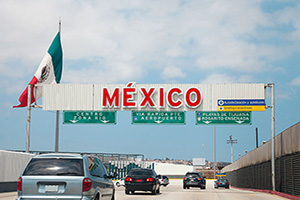 mexique tijuana us frontiere mexicaine  it