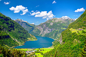 norvege geiranger fjord  it