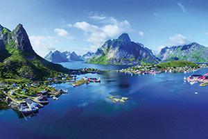 circuit norvege lofoten panorama  it