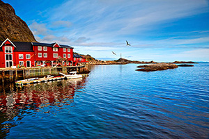norvege lofoten paysage  it