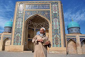 ouzbekistan samarcande oukhara  it b