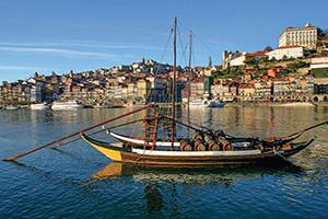 (vignette) Vignette Portugal Pixmac bateaux au douro de la riviere a Porto  it