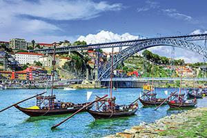 portugal porto panorama  fo