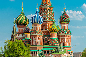 circuit russie moscou cathedrale saint basile  it