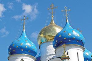 russie serguiev possad eglisse orthodoxe  fo