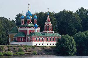 russie ouglitch eglise orthodoxe