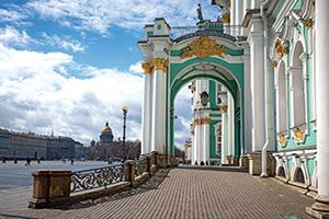 saint petersbourg le palace dhiver place du palais  fo