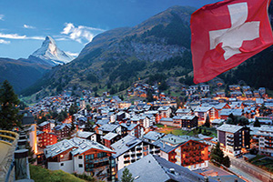 suisse zermatt le sommet du matterhorn  fo