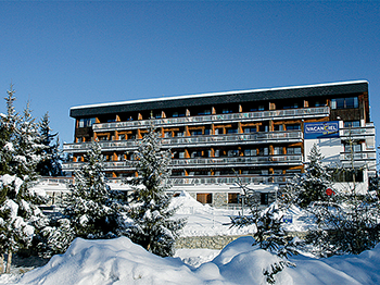 Courchevel 1650 (Moriond) - Village Club Miléade (ex Vacanciel)