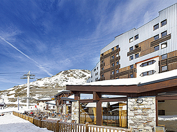 Val Thorens - Village Club Mmv Les Arolles