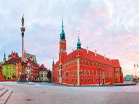 (vignette) vignette pologne varsovie castle square