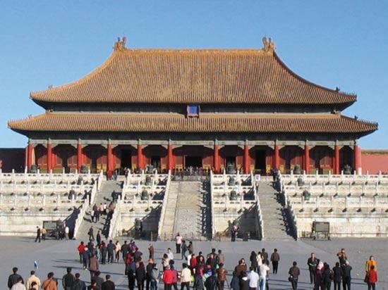 voyage chine pekin cite interdite
