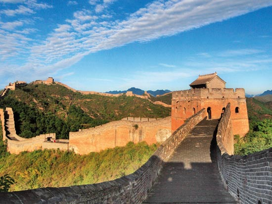 voyage chine grande muraille