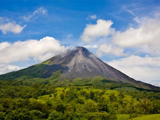 voyage costa rica volcan arenal