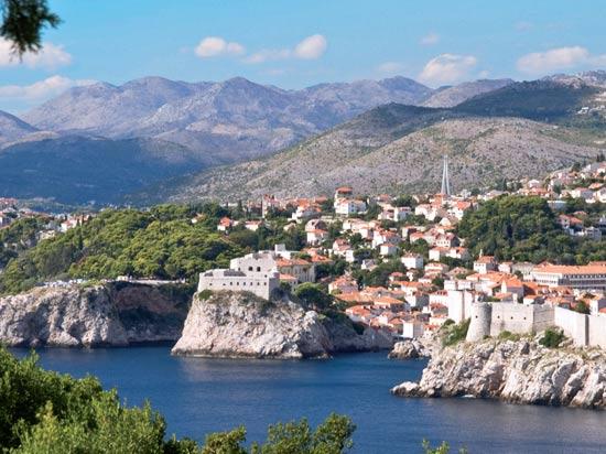 voyage croatie mer