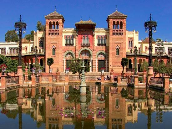 voyage espagne seville plaza america