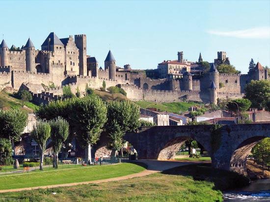 voyage france carcassonne