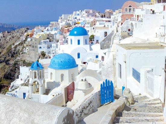 voyage grece mer iles cyclades