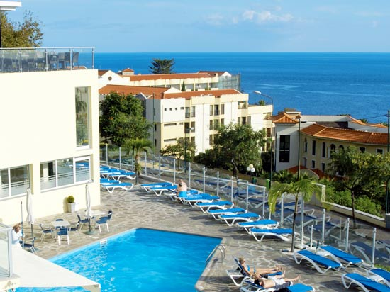 voyage portugal madere hotel raga mer