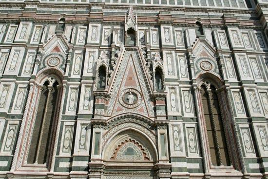 voyage italie basilique sainte marie fleurs florence