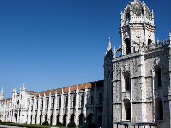 voyage portugal monastere hieronymites lisbonne