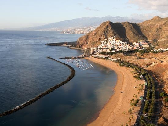 Circuit Canaries Espagne Visage De T 233 N 233 Rife En H 244 Tel 3