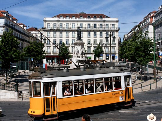 voyage portugal tramway