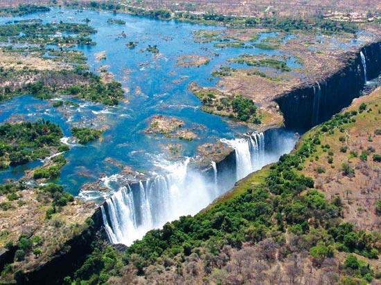 voyage afrique du sud chute
