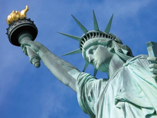 voyage etats unis usa new york statue liberte